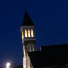Photo taken at Kennesaw United Methodist Church (UMC) by Cassandra B. on 4/3/2014