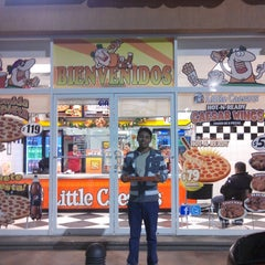 Photo taken at Little Caesar's Pizza by Joel M. on 12/9/2013