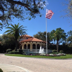 Photo taken at Addison Reserve Country Club by Alan B. on 2/15/2014