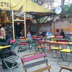 Photo taken at Ellátó Kert by László L. on 4/21/2013