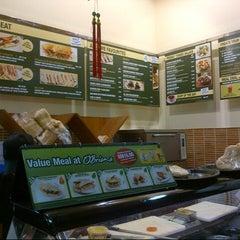 Photo taken at O'Briens Irish Sandwich Bar by Fendy Z. on 2/8/2013