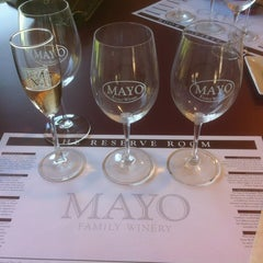 Photo taken at Mayo Family Reserve Room by Gary P. on 10/2/2012