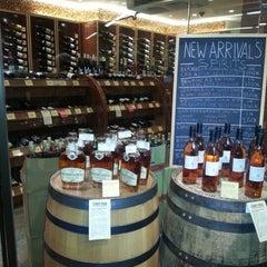 Photo taken at Astor Wines & Spirits by Marina K. on 12/22/2012