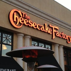 Photo taken at The Cheesecake Factory by Bryan H. on 2/4/2013