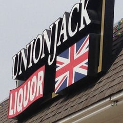 Photo taken at Union Jack Liquor by DV G. on 4/20/2013