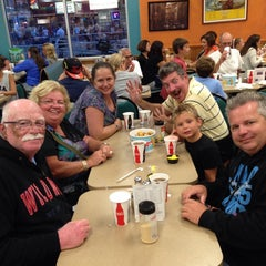 Photo taken at Sam's Pizza Palace by Terry C. on 8/22/2014