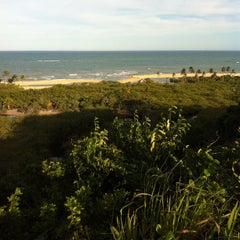 Photo taken at Trancoso by Cintia P. on 12/18/2012