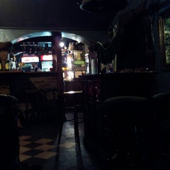 Photo taken at Irish Pub Nora by Vojta W. on 1/14/2014