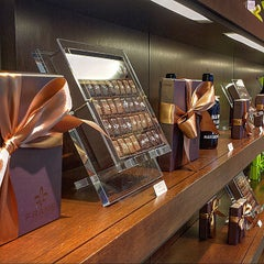 Photo taken at Fran's Chocolates by Michael K. on 6/13/2015