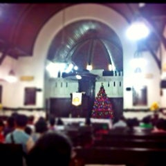 Photo taken at GPIB Immanuel by Reinly A. on 12/31/2014