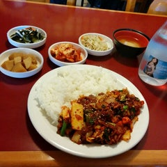 Photo taken at Spicy House by Adam K. on 3/10/2014