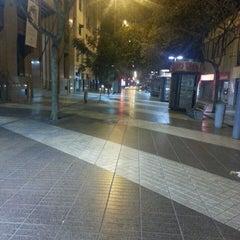 Photo taken at BancoEstado by Manuel E. on 5/28/2014
