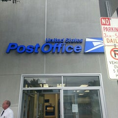 Photo taken at US Post Office by Jennifer J. on 11/21/2013
