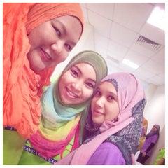 Photo taken at Institut Perakaunan Negara by shazniza z. on 3/22/2014