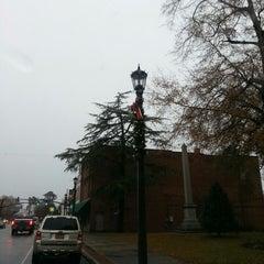Photo taken at Hertford, NC by Derrick S. on 12/9/2013