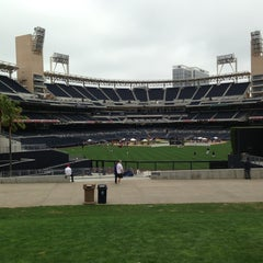 Photo taken at Petco Park by Jeff L. on 7/27/2013