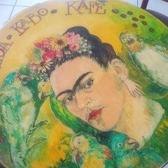 Photo taken at Frida Kabo by Diana H. on 3/15/2014