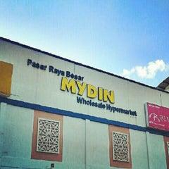 Photo taken at Mydin Mall by WAN ABDUL IZZAT on 2/9/2013