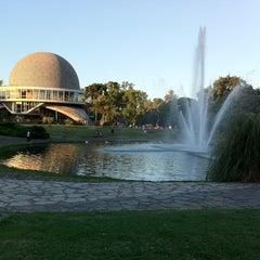 Photo taken at Planetario Galileo Galilei by Tomer on 1/10/2013