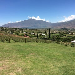 Photo taken at Tafí del Valle by Tomer on 12/26/2014