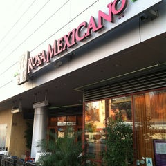 Photo taken at Rosa Mexicano by Paul G. on 3/24/2013
