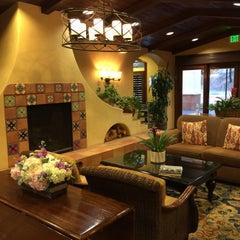 Photo taken at Ayres Hotel Redlands by Mark L. on 5/10/2015