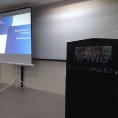 Photo taken at KPMG Center by len g. on 4/23/2015