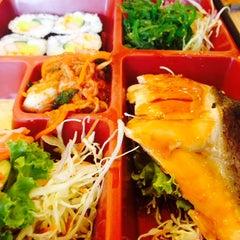 Photo taken at Oishi Ramen (โออิชิ ราเมน) by (◕‿‿◕。) (. on 5/26/2014
