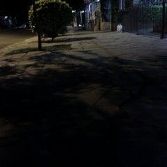 Photo taken at Rua Felipe Camarão by Leo M. on 3/30/2013