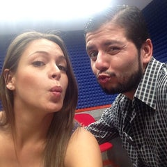 Photo taken at Radiogrupo by Roberta S. on 10/3/2014