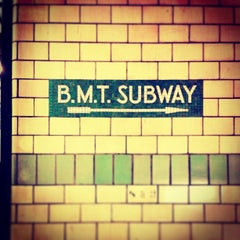 Photo taken at MTA Subway - 4th Ave/9th St (F/G/R) by Chris B. on 5/20/2013