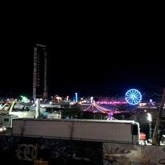 Photo taken at EDC Las Vegas by Pranav K. on 6/23/2013
