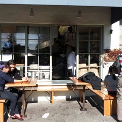 Photo taken at Gregoire Berkeley by Doohun E. on 1/17/2013