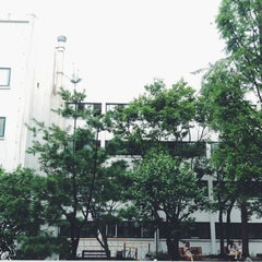 Photo taken at 덕수고등학교 by Jamie L. on 6/22/2014