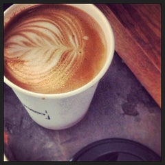 Photo taken at Store Street Espresso by Paris A. on 5/18/2013