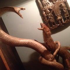 Photo taken at Specs' Twelve Adler Museum Cafe by Jeremy B. on 7/13/2013