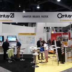 Photo taken at ICSC RECon by Duane H. on 5/19/2014