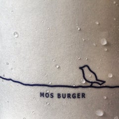 Photo taken at MOS Burger by Custer V. on 11/28/2012