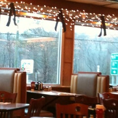 Photo taken at Blue Colony Diner by Gina M. on 12/17/2012