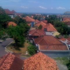 Photo taken at Fakultas MIPA Undiksha by Suicide U. on 2/8/2013