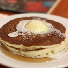 Photo taken at The Pancake Parlour by Memo A. on 2/12/2014