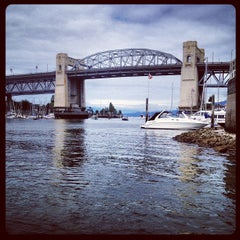 Photo taken at Aquabus Hornby St. Dock by Andy T. on 6/23/2013