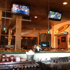 Photo taken at The Hub Baja Grill by David M. on 11/18/2012