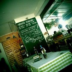 Photo taken at La Bistronomía by Rosana H. on 9/21/2012