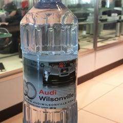 Photo taken at Audi Wilsonville by Debra N. on 9/3/2014