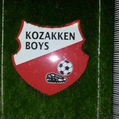 Das Foto wurde bei s.v. Kozakken Boys von Maarten S. am 11/30/2013 aufgenommen