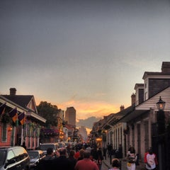 Photo taken at Lafitte's Blacksmith Shop by Matt R. on 2/3/2013