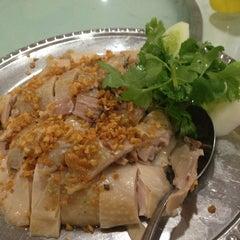 Photo taken at Fajar Restaurant by Iris H. on 6/14/2014