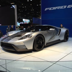 Photo taken at Chicago Auto Show by Richard S. on 2/20/2015