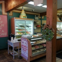 Photo taken at Town Crier Bakery by Serena on 1/20/2014